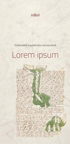 Lorem ipsum inBoil