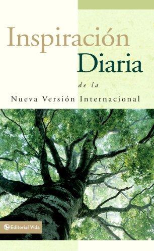 Inspiración Diaria: de la Nueva Versión Internacional Zondervan Publishing