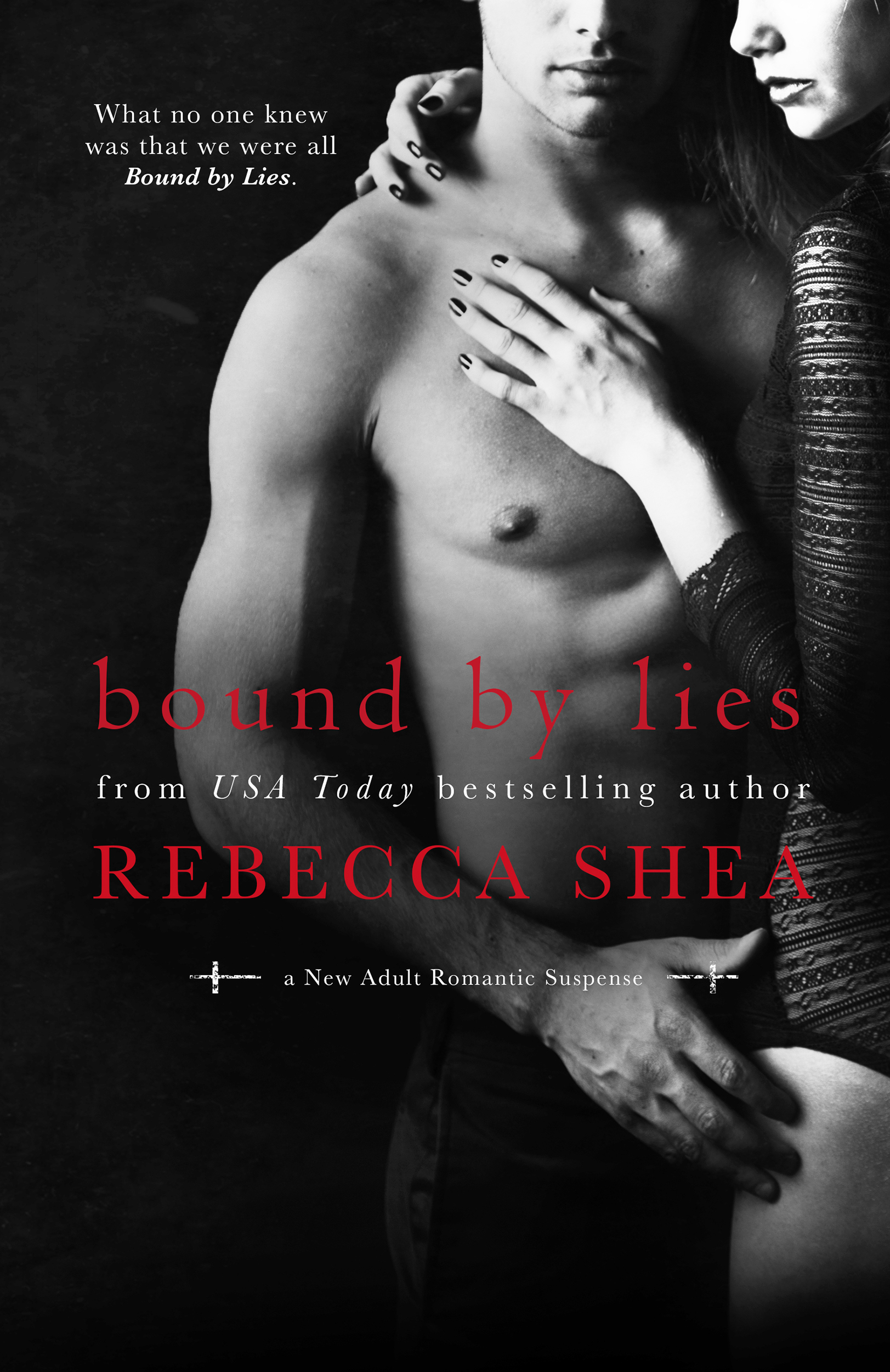 Bound  by  Lies (Bound and Broken, #2) by Rebecca Shea