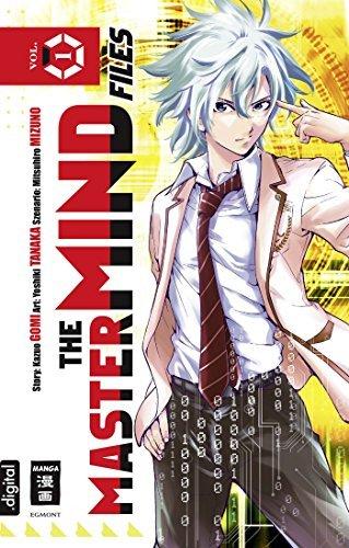The Mastermind Files 01 Kazuo Gomi