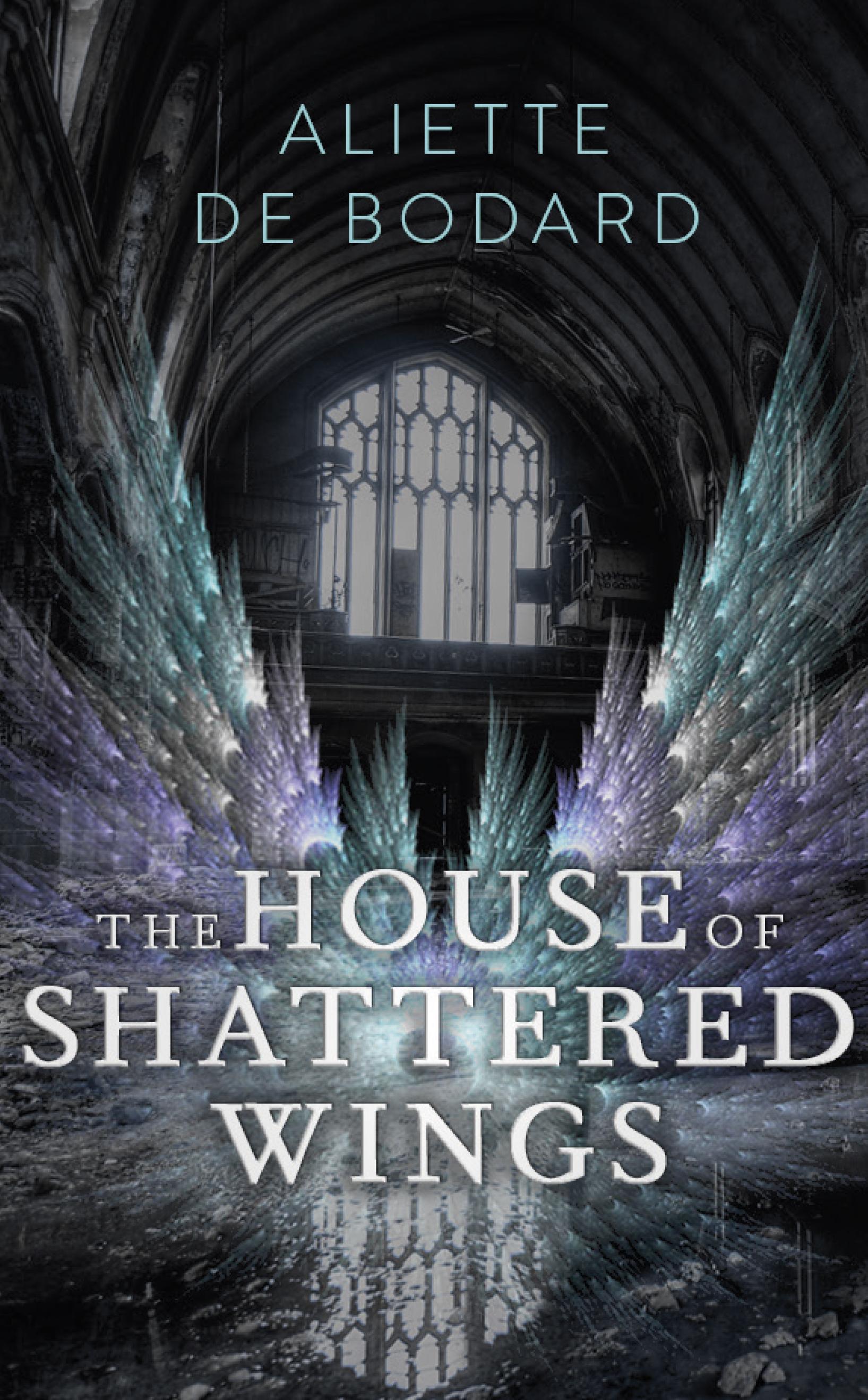 The House of Shattered Wings (Dominion of the Fallen, #1)  by  Aliette de Bodard