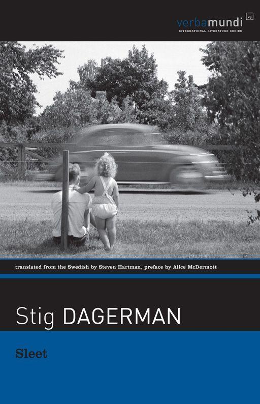 Sleet: selected stories  by  Stig Dagerman