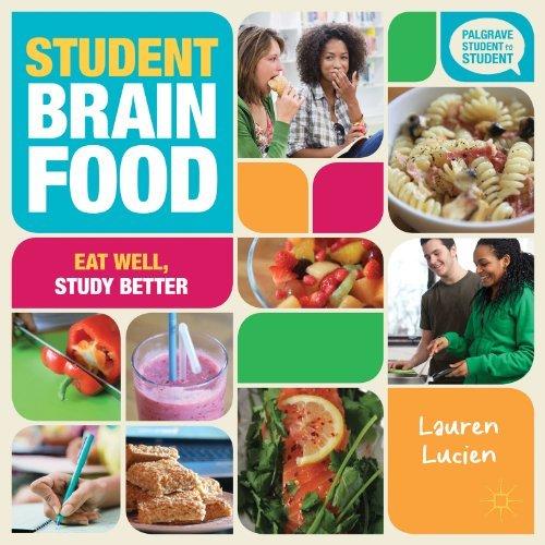 Student Brain Food: Eat Well, Study Better  by  Lauren Lucien