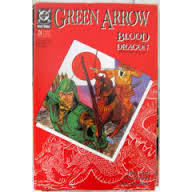 Green Arrow Vol. 4: Blood of The Dragon (Green Arrow, #4)  by  Mike Grell