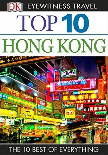 Top 10 Hong Kong (EYEWITNESS TOP 10 TRAVEL GUIDES) Andrew Stone