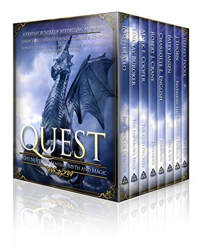 Quest: Eight Novels of Fantasy, Myth, and Magic  by  Lindsay Buroker