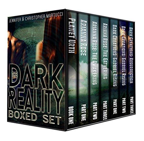 Dark Reality 7-Book Boxed Set Jennifer Martucci