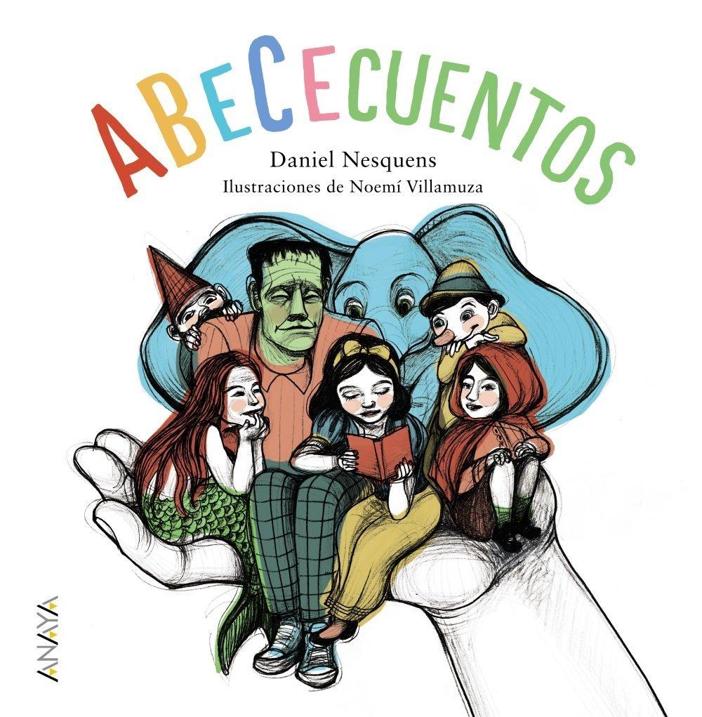 ABeCecuentos  by  Daniel Nesquens