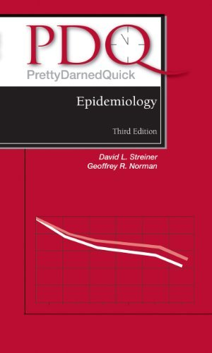 PDQ Epidemiology  by  Geoffrey Norman