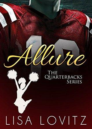 Allure (The Quarterbacks Series Book 1)  by  Lisa Lovitz
