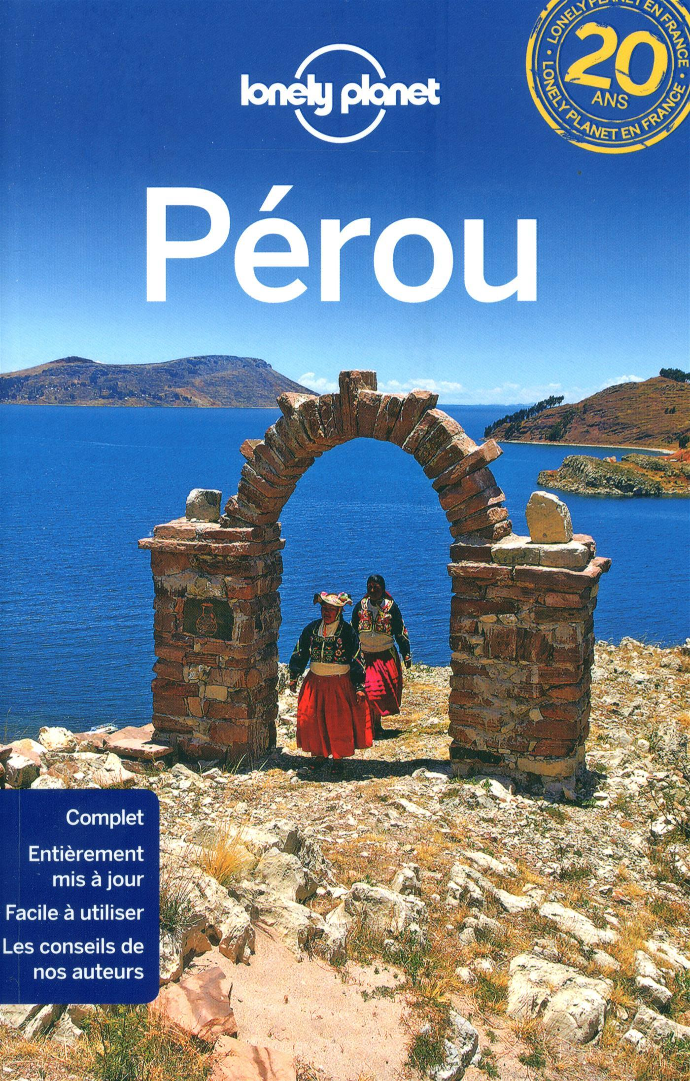Lonely Planet Pérou  by  Carolyn McCarthy