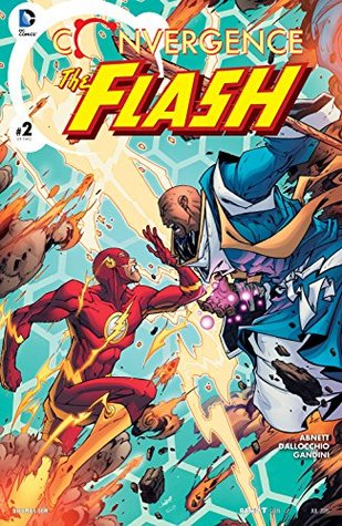 Convergence: Flash (2015-) #2  by  Dan Abnett