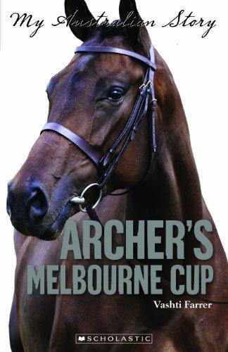 My Australian Story: Archers Melbourne Cup Vashti Farrer