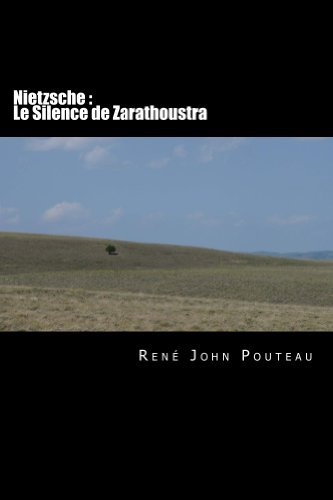 Nietzsche : Le Silence de Zarathoustra René Pouteau