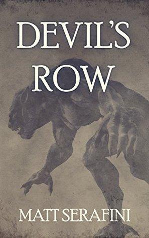 Devils Row Matt Serafini
