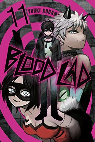 Blood Lad, Vol. 11  by  Yuuki Kodama