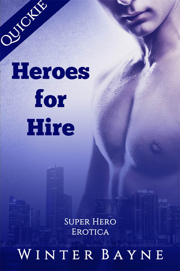Heroes for Hire Winter Bayne