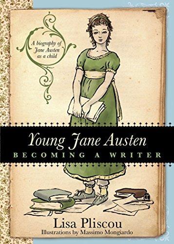 Young Jane Austen  by  Lisa Pliscou