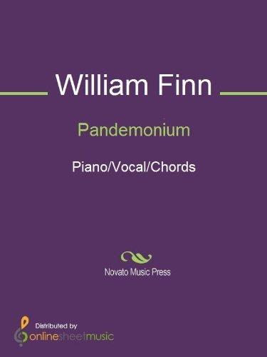 Pandemonium William Finn