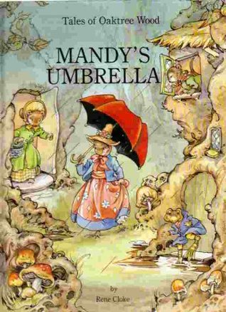 Mandys Umbrella  by  Rene Cloke