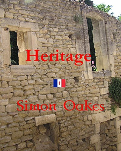 Heritage: The second novel in the Arthur Cornish series  by  Simon Oakes