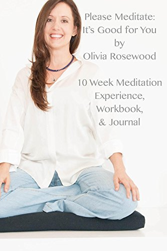 Please Meditate  by  Olivia Rosewood