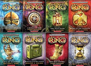 Infinity RingTM Paperback Pack  by  James Dashner
