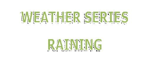Raining (Weather Series) Amanda Torres