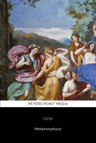 Metamorphosis - Les Metamorphoses: French / English Bilingual Edition, of Ovid, Metamorphoses  by  Publius Ovid