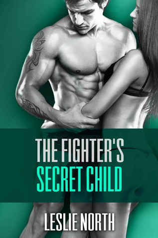 The Fighters Secret Child (The Burton Brothers Series Book 3) Leslie North