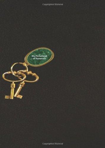 My Pocketbook of Passwords  by  Virginia Garcia