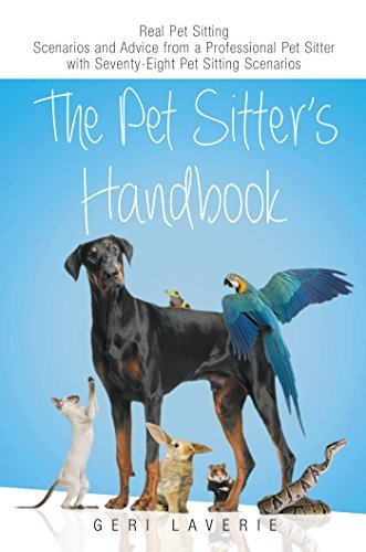 The Pet Sitters Handbook Geri Laverie