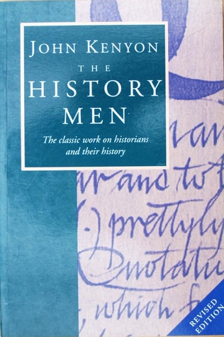 The History Men J.P. Kenyon