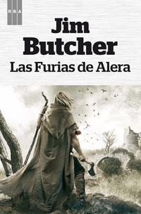 Las Furias de Alera (Codex Alera, #1)  by  Jim Butcher