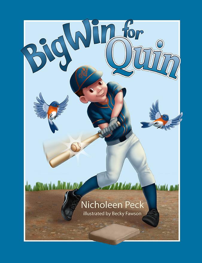 Big Win for Quin (Four Basic Skills Series, Volume 3) Nicholeen Peck