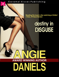 Destiny In Disguise  by  Angie Daniels