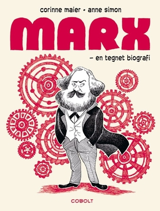Marx - en tegnet biografi Corinne Maier