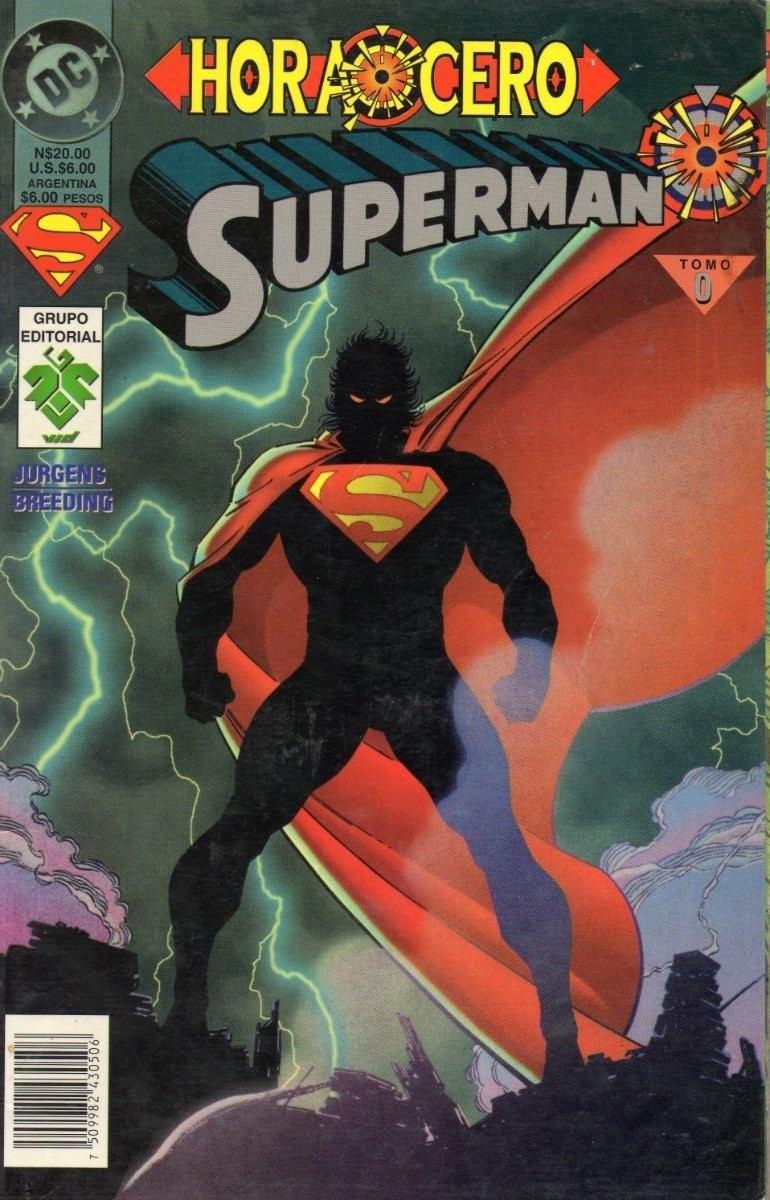 Superman - Hora Cero, tomo 0 (Superman, Hora Cero, #0)  by  Dan Jurgens