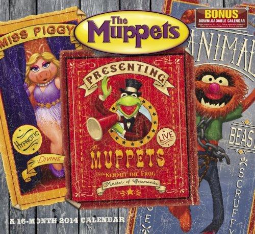 The Muppets: A 16-Month 2014 Calendar Walt Disney Company