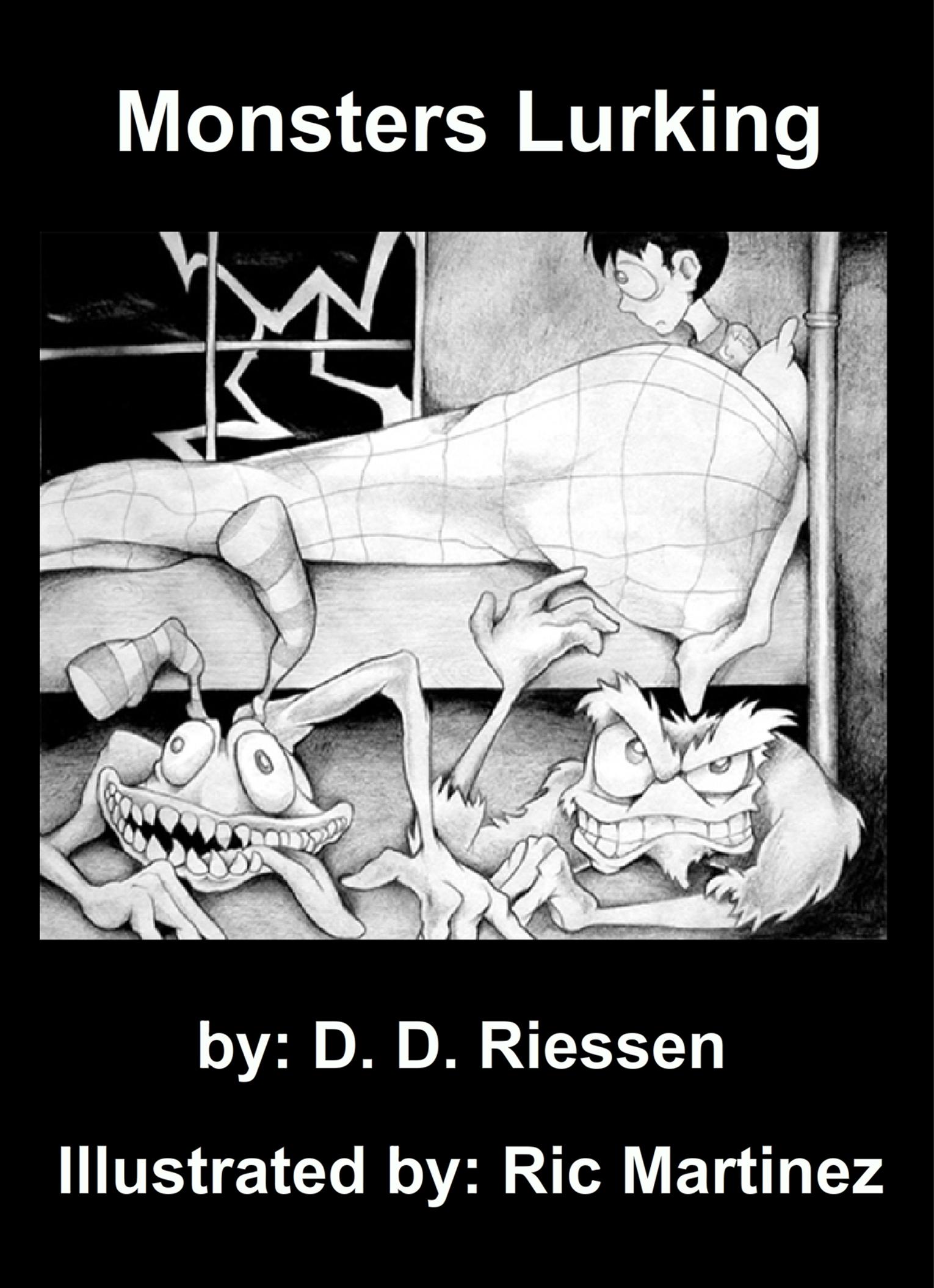 Monsters Lurking D.D. Riessen