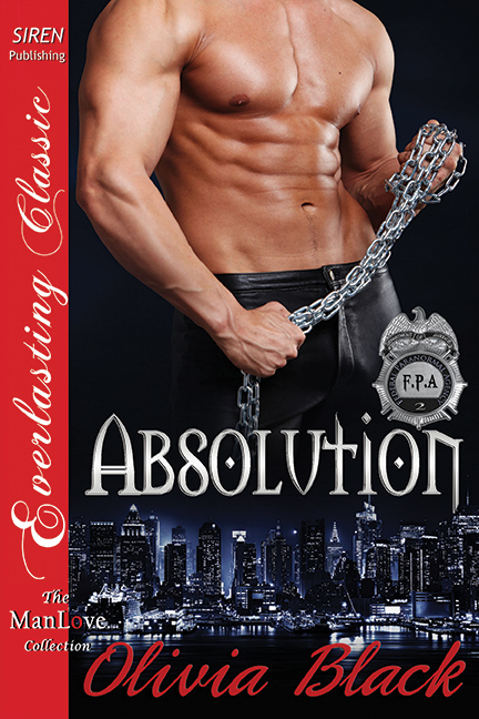 Absolution (Federal Paranormal Agency, #2) Olivia  Black