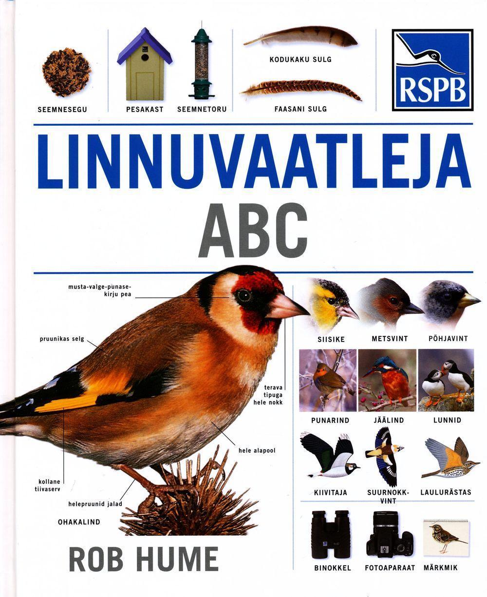 Linnuvaatleja ABC  by  Rob Hume