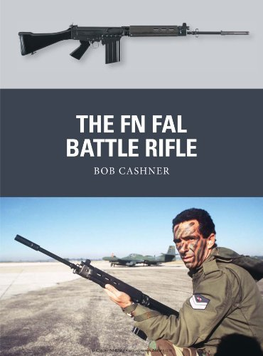 The FN FAL Battle Rifle (Weapon 27)  by  Bob Cashner