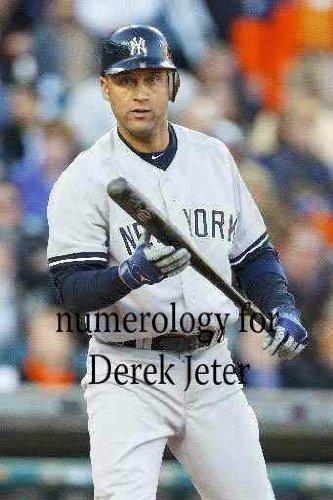Numerology for Derek Jeter Ed Peterson