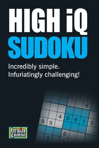 High IQ Sudoku  by  Orient Paperbacks