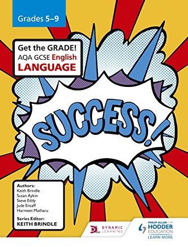AQA GCSE English Language Grades 5-9 Students Book  by  Keith Brindle