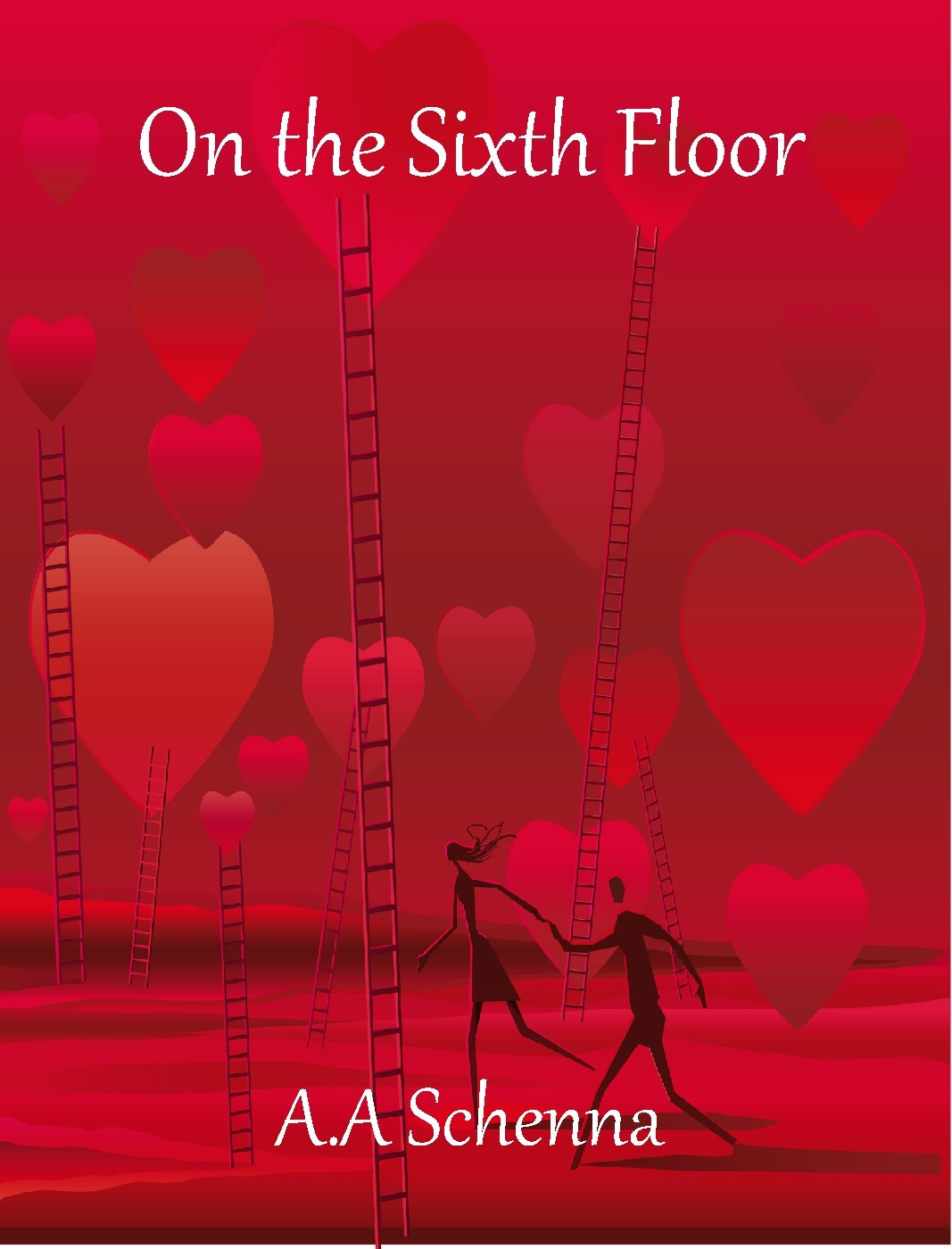 On the Sixth Floor  by  A.A. Schenna
