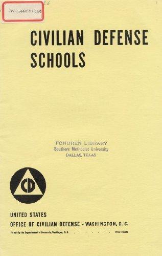 Civilian Defense Schools US