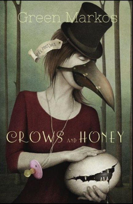 Crows and Honey Green Markos