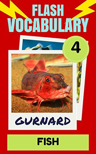 Flash Vocabulary #4: 101 Fish  by  Derek McKenzie